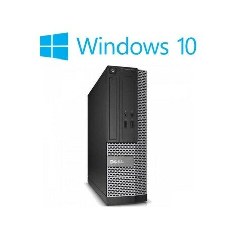 Calculatoare refurbished Dell OptiPlex 3020 SFF, i5-4570, Win 10 Home
